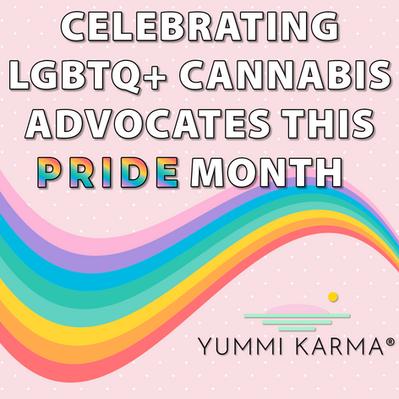 Celebrating LGBTQ+ Cannabis Advocates This Pride Month