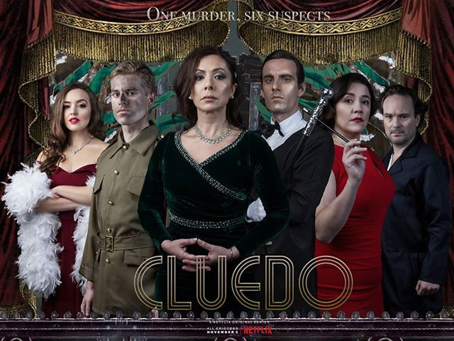 Cluedo Promotion