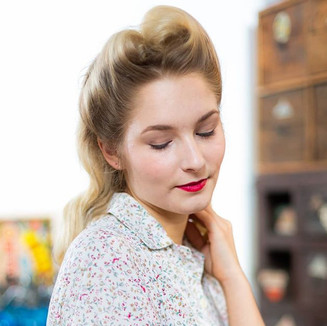 Vintage Hair & Makeup