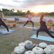 Yoga at the Patch