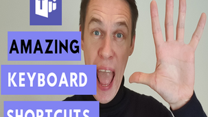 5 Useful Keyboard Shortcuts for Microsoft Teams
