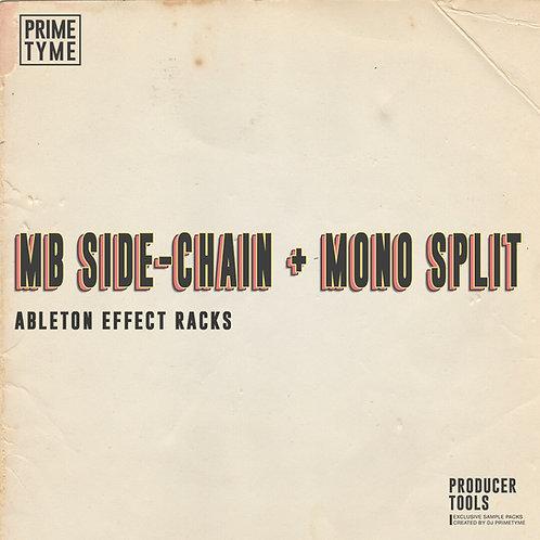 Multiband Sidechain + Mono Split (Moses) EFX Racks
