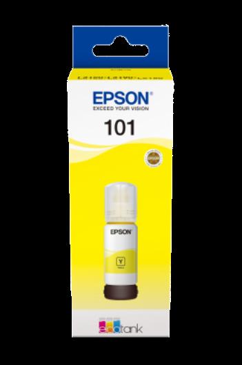 Epson C13T03V44A - ראש דיו צהוב
