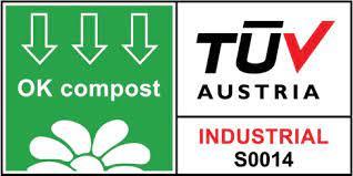 TUV Austria Industrial Compost Certification
