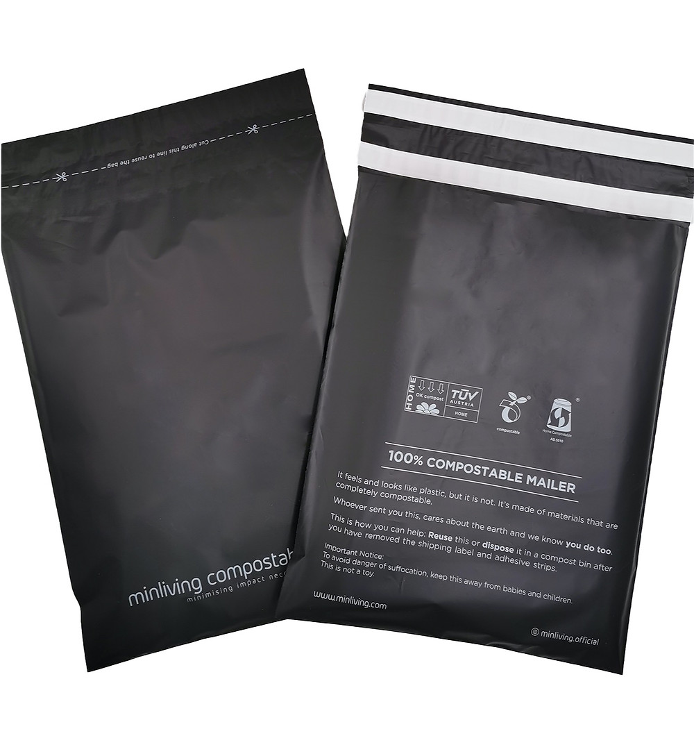 minliving Compostable Mailers