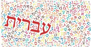 בטוח כשזה בעברית -הכנסנו את העברית למעגל הביטחון