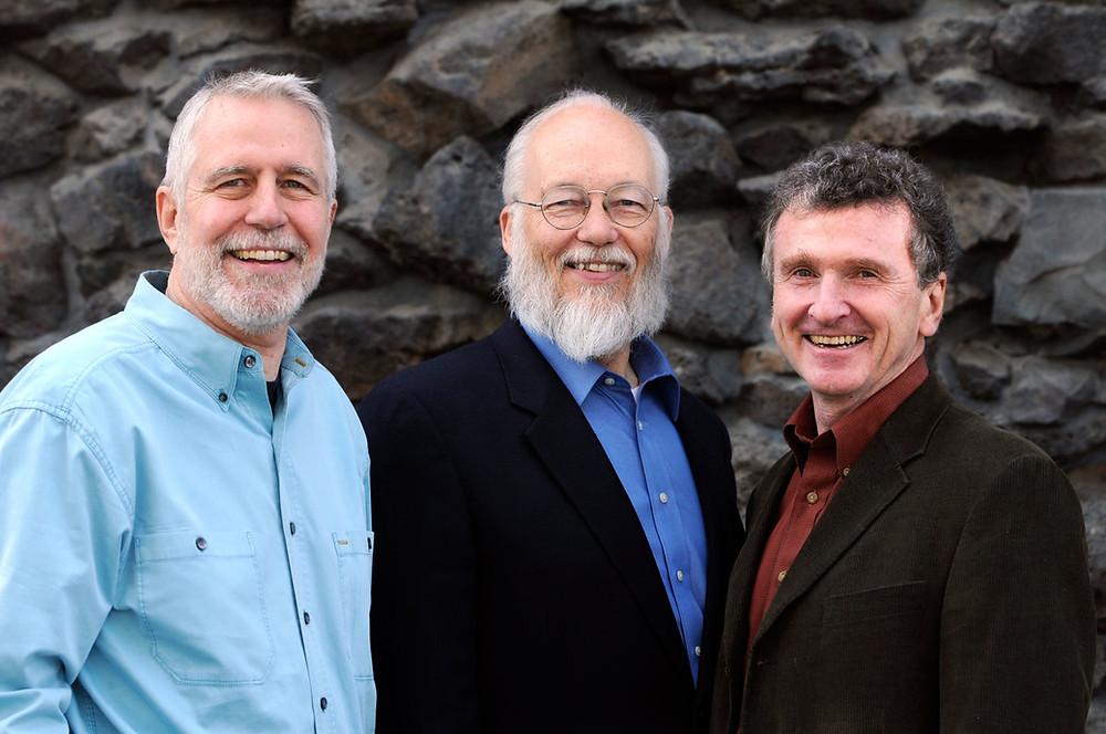הופמן פאול וקופר המייסדים של תכנית מעגל הבטחון הבינלאומי