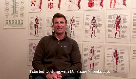 Four years of struggling with digestive issues, Fibromyalgia and other doctors; healed after a couple sessions working with Dr. Shane.