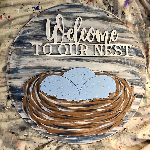 Welcome to our Nest