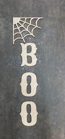 Boo Leaner / Planter Boards