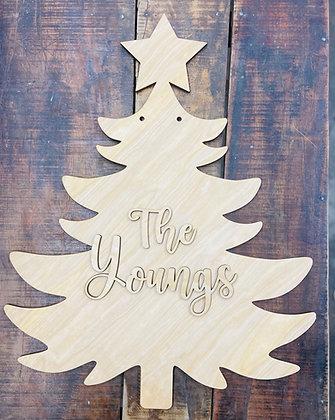 Christmas Tree Star Name