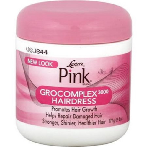 LUSTER'S PINK GroComplex Hairdress