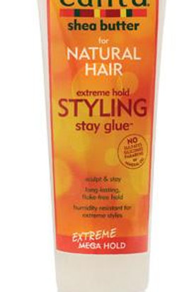 CANTU SHEA BUTTER EXTREME HOLD STYLING STAY GLUE 8OZ