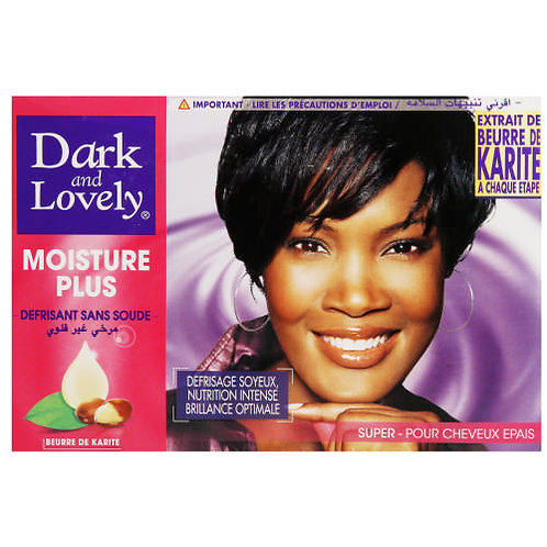 Dark and Lovely Relaxer (Super)