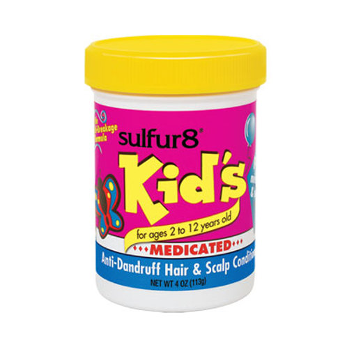 SULFUR8 Kid's Hair & Scalp Conditioner