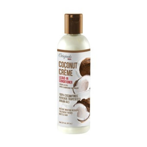 AFRICA'S BEST Originals Coconut Creme Leave-In Conditioner 8oz