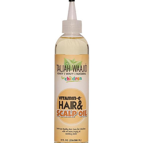 Taliah Waajid Kids  Hair & Scalp Oil With Vitamin-E