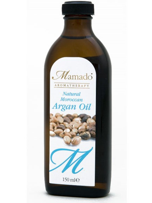 MAMADO AROMATHERAPY NATURAL MOROCCAN ARGAN OIL 150ML