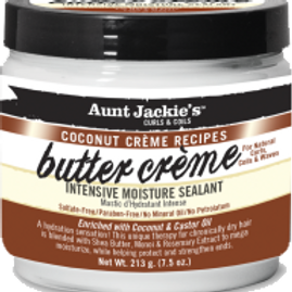AUNT JACKIE'S™ BUTTER CRÈME Intensive Moisture Sealant