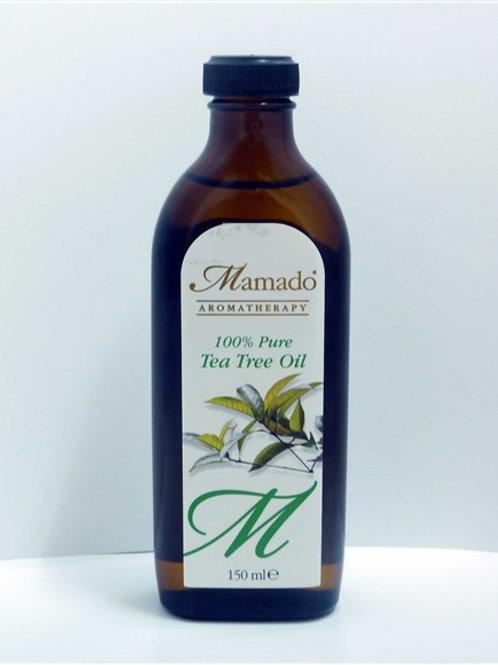 MAMADO AROMATHERAPY NATURAL TEA TREE OIL 150ML