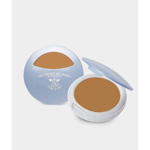 NO MORE BLEMISH POWDER BY RUBY KISSES-Golden Brown