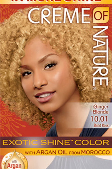 CREME OF NATURE EXOTIC SHINE™ COLOR Ginger Blonde