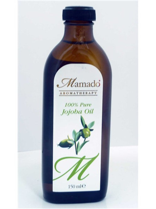 MAMADO AROMATHERAPY NATURAL JOJOBA OIL 150ML