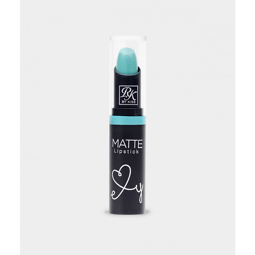 Matte Lipstick by Ruby Kisses - 22A Turquoise Aesthetic