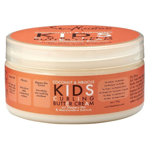 SHEA MOISTURE  KIDS  Curl Butter Cream Coconut & Hibiscus