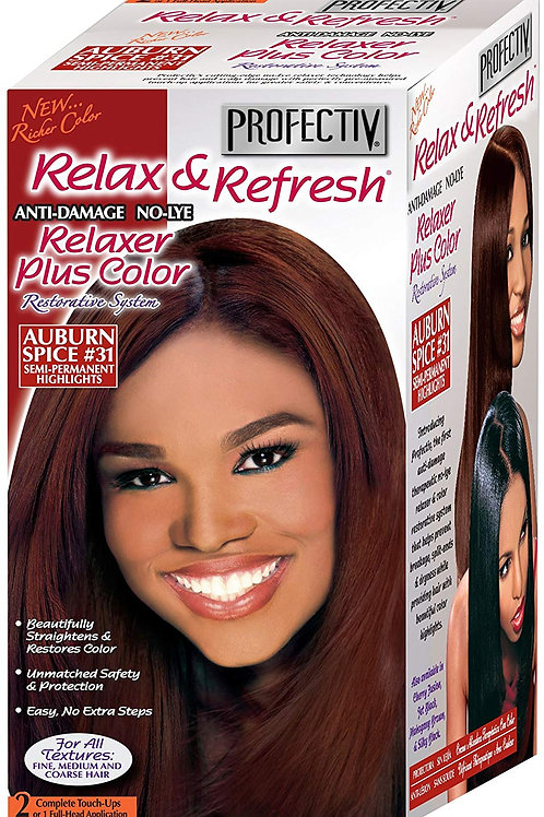 Profectiv Relax & Refresh Auburn Spice