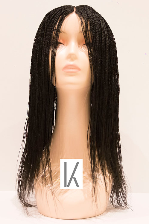 REMKAYS Million Braid Wig 003