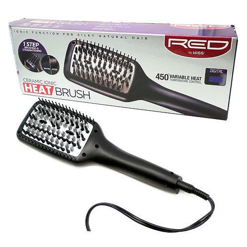 RED BY KISS HEAT BRUSH