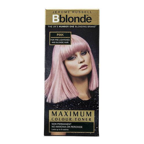 Maximum Colour Toner Pink
