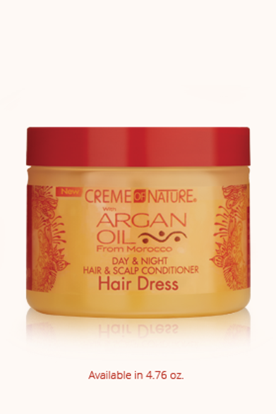 CREAM OF NATURE Day & Night, Hair & Scalp Conditioner Hair Dress