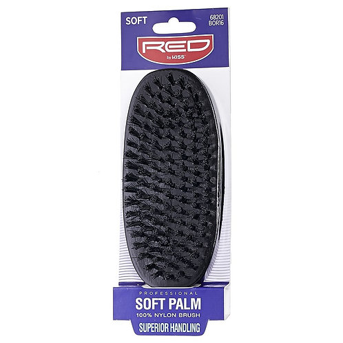 RK PROFESSIONAL 100% NYLON BRUSH SOFT PALM