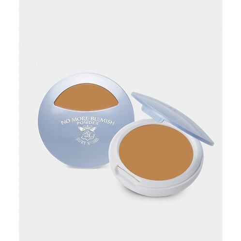 NO MORE BLEMISH POWDER BY RUBY KISSES- Toasted Almond