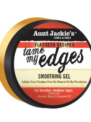 AUNT JACKIE'S™ TAME MY EDGES. Smoothing Gel.