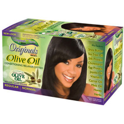 Organics Olive Oil Relaxer Normal