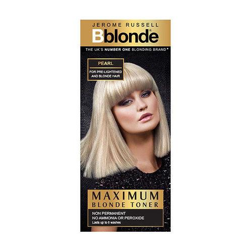 Maximum Blonde Toner Pearl
