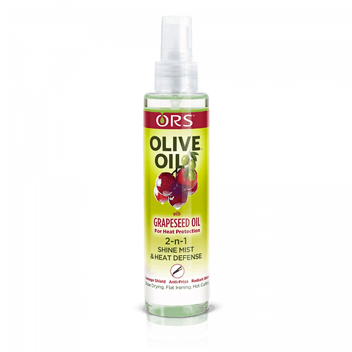 2-n-1 Shine Mist & Heat Defense with Grapeseed Oil
