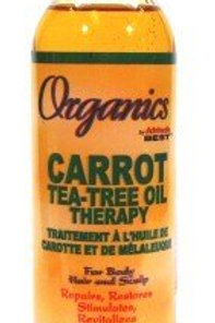 AFRICA'S BEST Organics Carrot Tea-Tree Oil Therapy 177ml