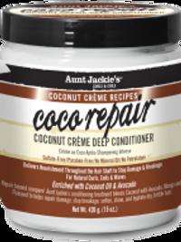 AUNT JACKIE'S™ COCONUT CRÈME RECIPES COCO REPAIR Deep Conditioner