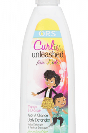 O.R.S Curlies Unleashed Knot A Chance Daily Detangler