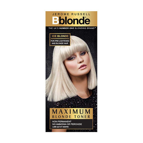 Maximum Blonde Toner Ice Blonde
