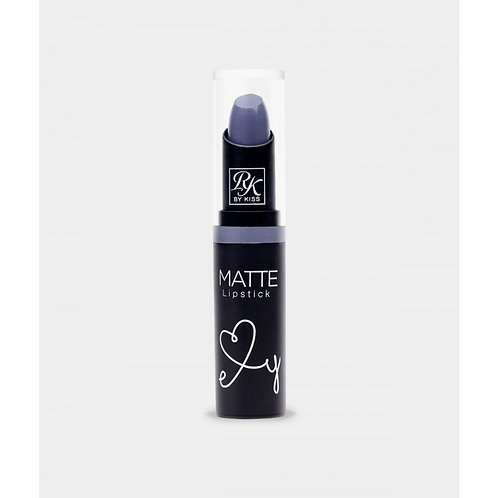 Matte Lipstick by Ruby Kisses - 23A Gray Matter