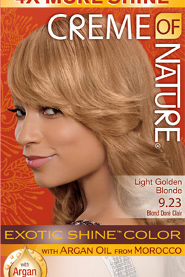 CREME OF NATURE EXOTIC SHINE™ COLOR Light Golden Blonde