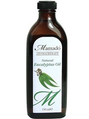 MAMADO AROMATHERAPY NATURAL EUCALYPTUS OIL 150ML