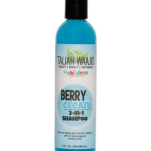 Taliah Waajid Kids Berry Clean Shampoo