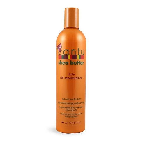 CANTU SHEA BUTTER NATURAL HAIR DAILY OIL MOISTURIZER 13OZ