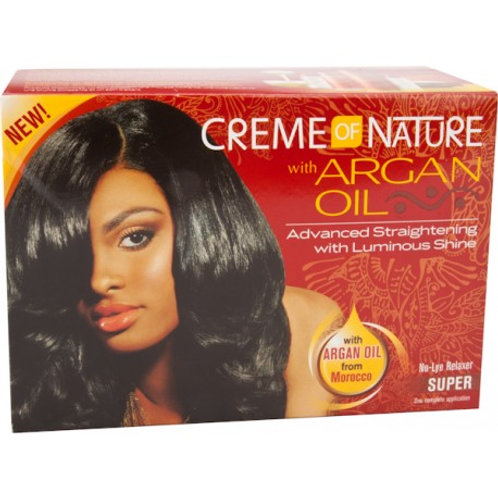 Creme of Nature Argan Oil Relaxer (Super)